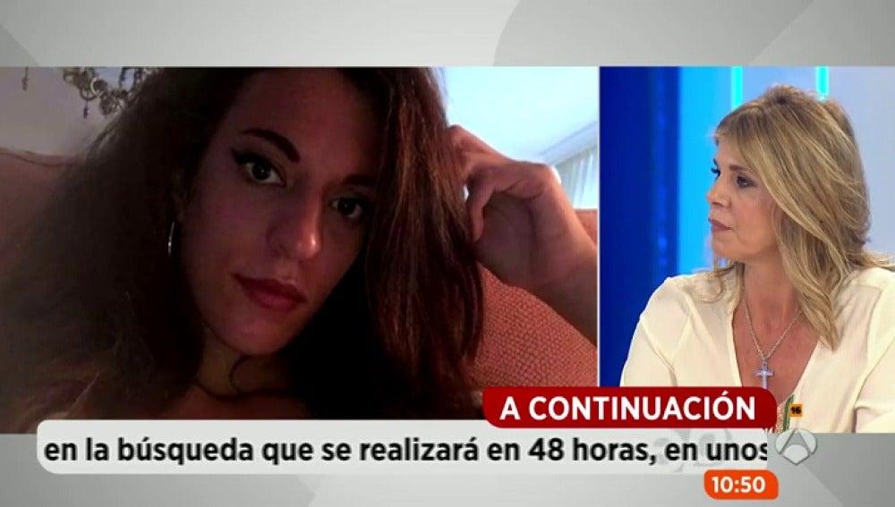 Antena 3 tv arancha de benito la madre de diana quer for Espejo publico diana quer