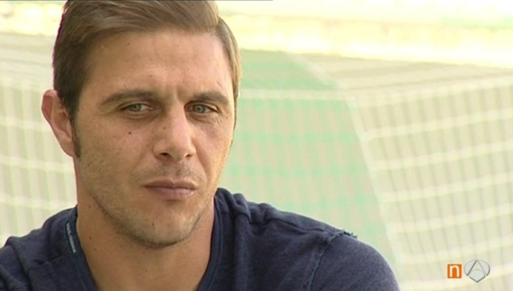 Joaquín Sánchez, jugador del Betis