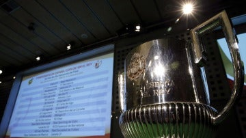 Sorteo Copa del Rey 2020: Los bombos del sorteo de dieciseisavos de hoy