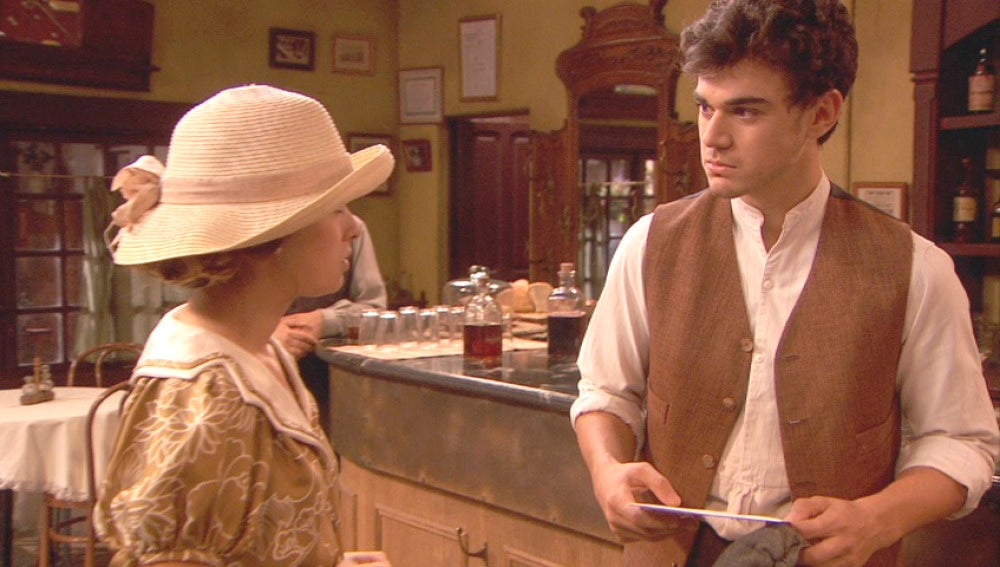 Matías recibe una carta de Prado