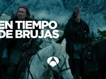 Frame 8.106467 de: Cine de aventuras en Antena 3 con 'En tiempo de brujas'