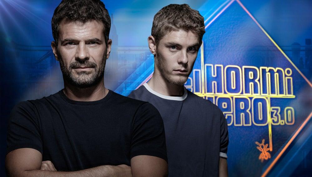 Rodolfo Sancho y Patrick Criado nos darán las claves de la segunda temporada de 'Mar de plástico' en 'El Hormiguero'