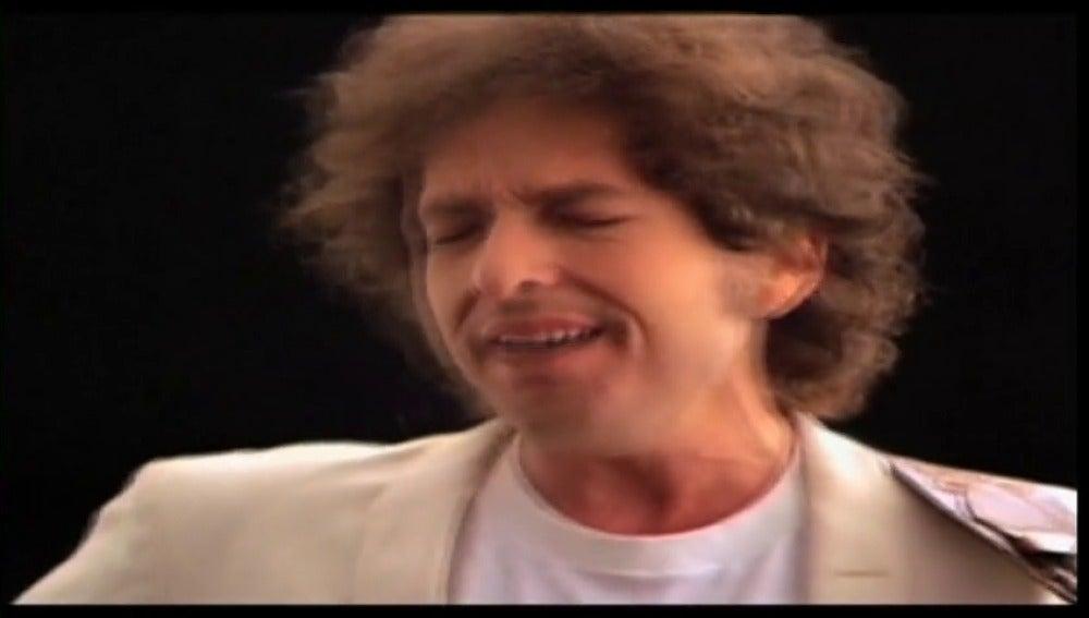 Frame 69.76584 de: Bob Dylan, galardonado con el Nobel de Literatura
