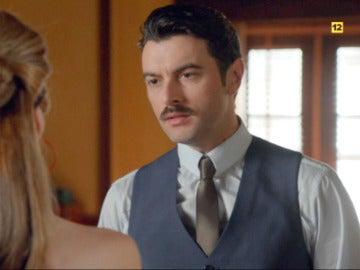 Mateo dispuesto a arreglar las cosas con Clara
