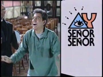 Frame 15.783341 de: Recordamos a Andrés Pajares en '¡Ay Señor, Señor!'