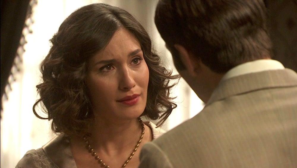 ¿Utilizará Camila sus armas de mujer para acabar con Néstor?