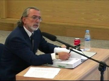 Frame 50.386766 de: Correa desvincula a Álvarez Cascos del reparto de beneficios por la organización de campañas electorales en los años 2003 y 2004