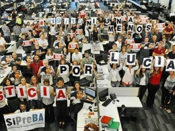 Huelga contra el feminicidio en Argentina
