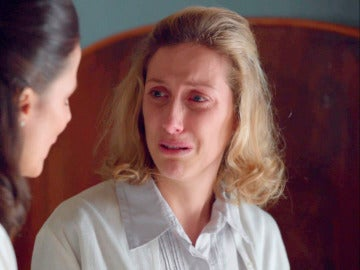 Rita se derrumba con Blanca