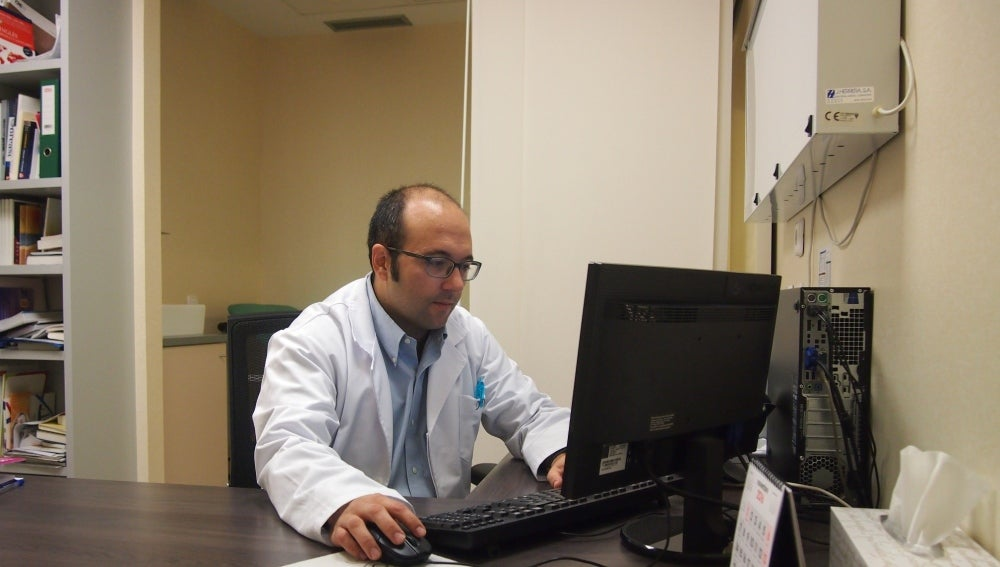 Doctor Xavier González