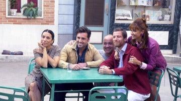 Así vivimos el rodaje en 'El Asturiano' con Bustamante