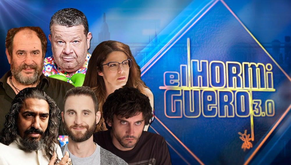 Descubre todos los invitados de 'El Hormiguero 3.0'