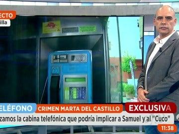 Frame 1068.328299 de: La llamada telefónica que demuestra que Samuel mintió sobre el crimen de Marta del Castillo