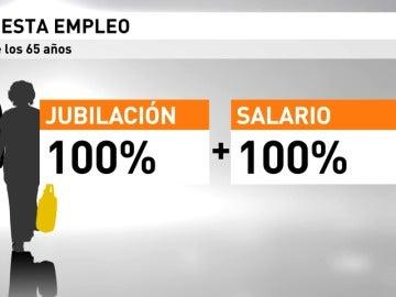 Frame 16.851342 de: Báñez plantea hacer compatible el cobro del 100 % de la pensión con el empleo