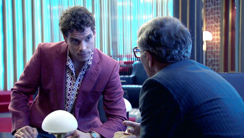 Quintero pide ayuda a Rafael con el caso de Leonor y Miguel