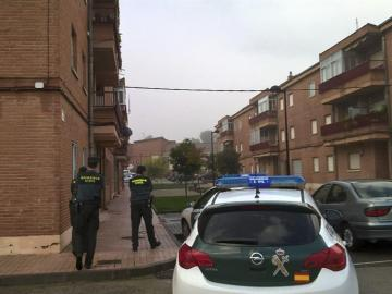 Un guardia civil y su mujer hallados muertos por disparos en Salamanca