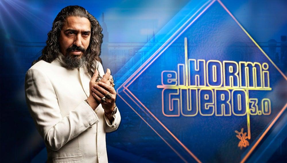 El gran Diego El cigala vendrá a divertirse a 'El Hormiguero' el martes