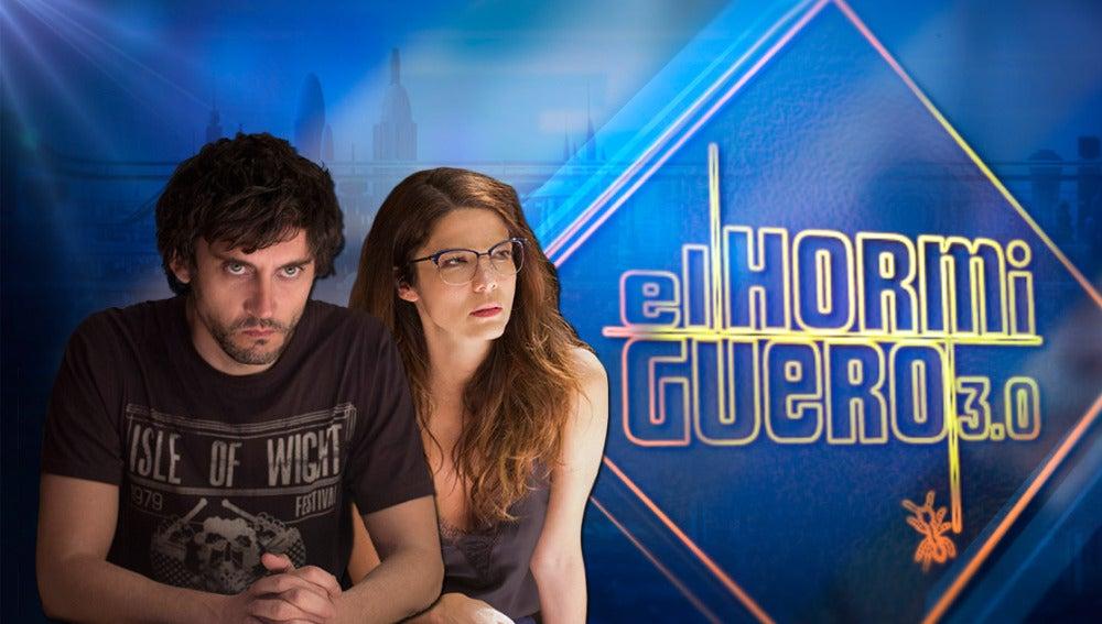 Paco León y Juana Acosta en 'El Hormiguero 3.0'