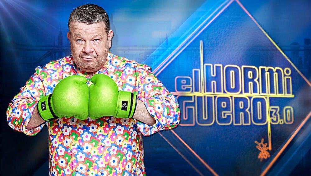 Alberto Chicote en 'El Hormiguero 3.0'