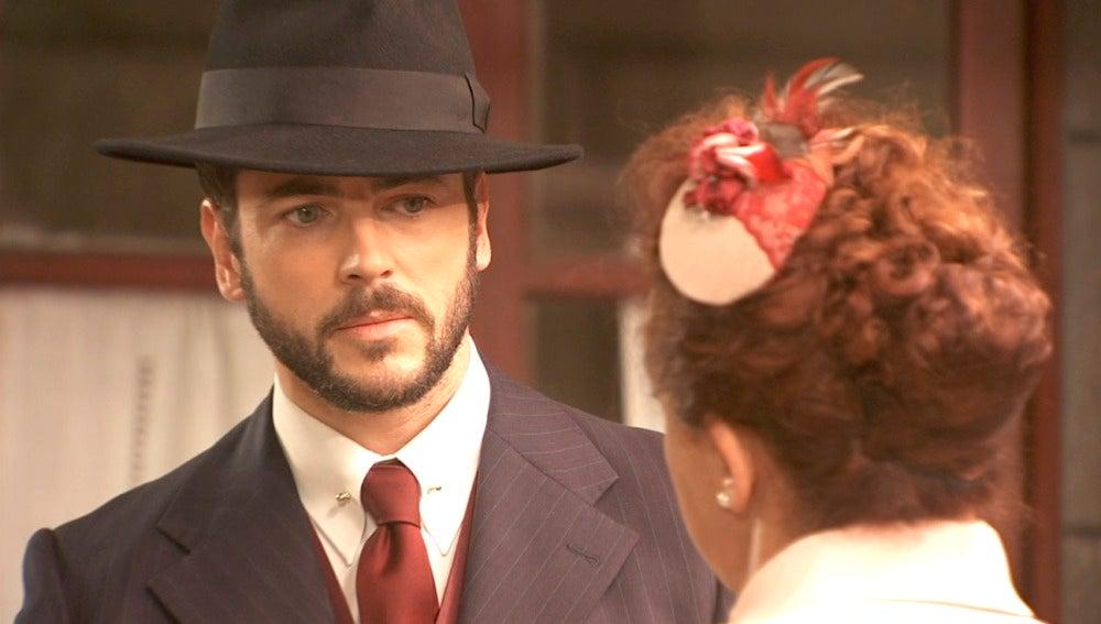 Dolores hace dudar a Hernando, ¿es Camila fiel?