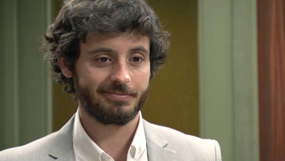 """Jaime a Nuria: """"Me voy a Colombia por negocios y te voy a echar mucho en falta"""""""