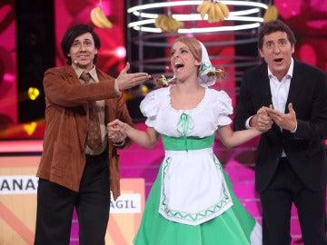 """Carlos Latre a Canco: """"No era fácil"""""""