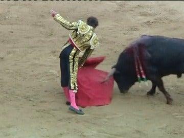 Frame 22.051287 de: Los toreros esperan que las autoridades catalanas acaten la sentencia