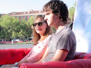 El amor, esa conexión especial para Marisa y Víctor