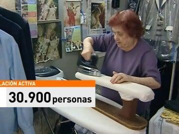 Frame 23.747623 de: Los matices de cobrar el 100% de la pensión mientras sigue trabajando