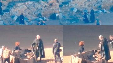 Rodaje de 'Juego de Tronos' en Euskadi