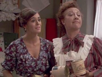 El nuevo lenguaje secreto de Gracia y Dolores
