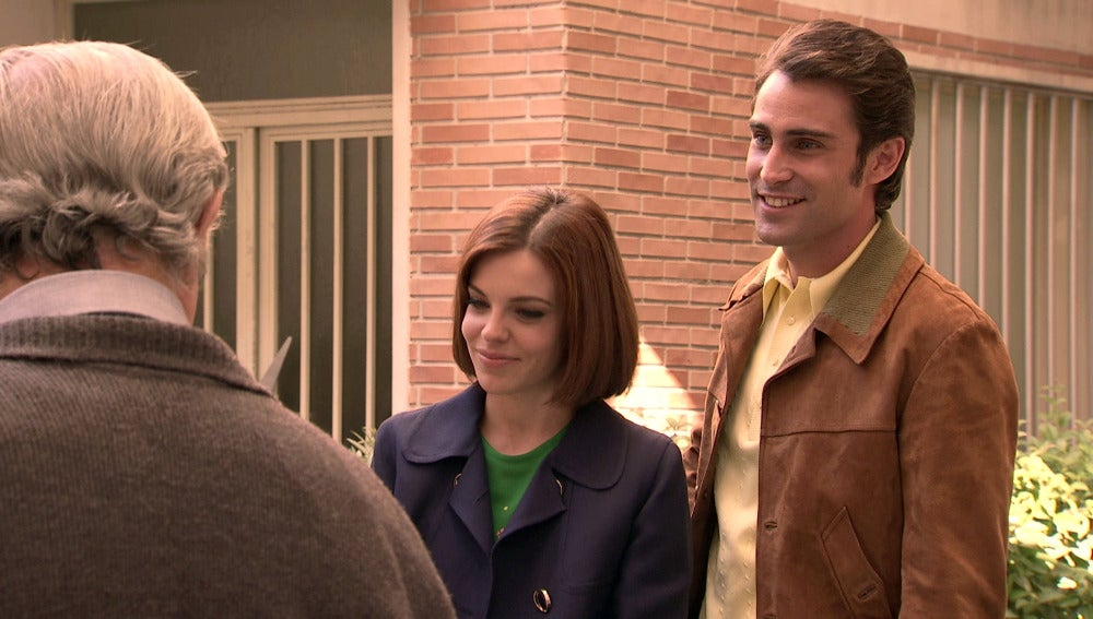 María y Gonzalo, cada vez más cerca
