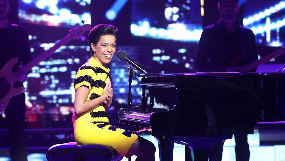 Beatriz Luengo nos seduce con 'If I ain't got you' de Alicia Keys
