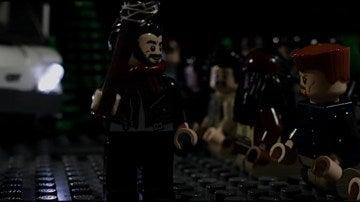 The Walking Dead, versión Lego