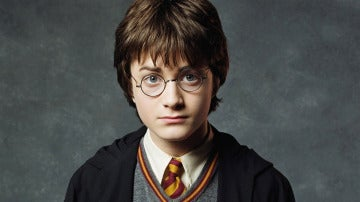 Daniel Radcliffe como Harry Potter