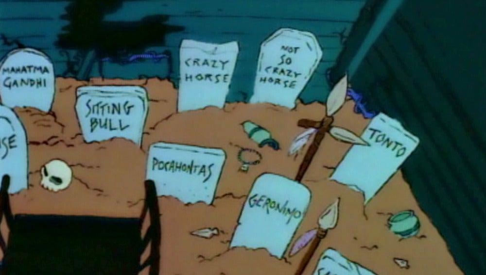 La noche de brujas más terrorífica de 'Los Simpson'