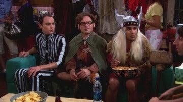 Halloween en 'The Big Bang Theory'