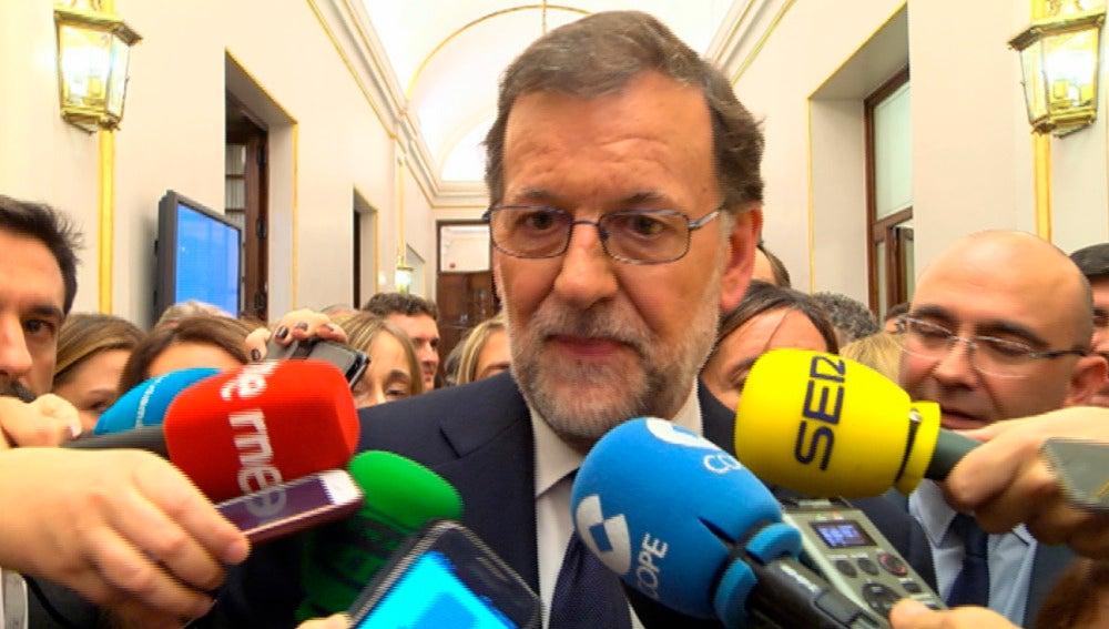Declaraciones Mariano Rajoy