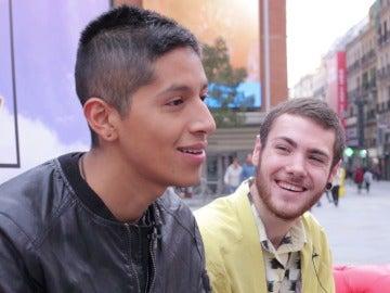 Miguel y Ferrán, una relación sólida lo que empezó como una broma