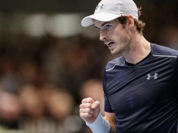 Murray, en Viena