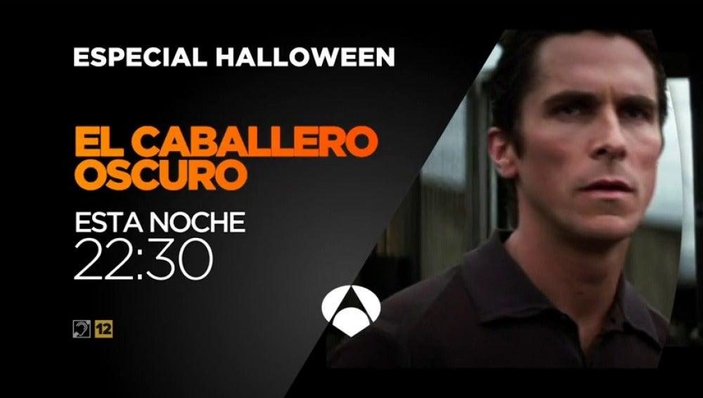 Frame 18.929415 de: Noche de Halloween en Antena 3 con 'El Caballero Oscuro'
