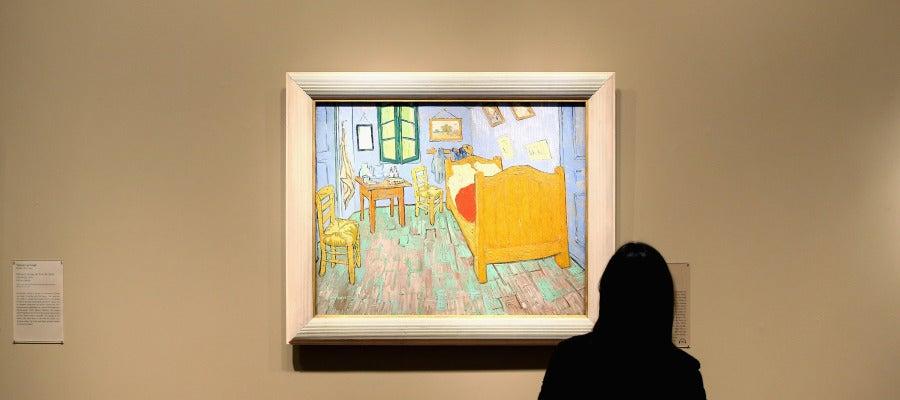 Antena 3 tv la famosa cama pintada por van gogh es real - Armario de la tele antena 3 ...