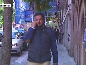 Frame 23.087661 de: El presidente de NNGG de Vizcaya recibe un puñetazo en un bar de Bilbao