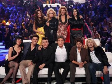 Tu cara me suena - Temporada 5 - Gala 5 (03-11-16)