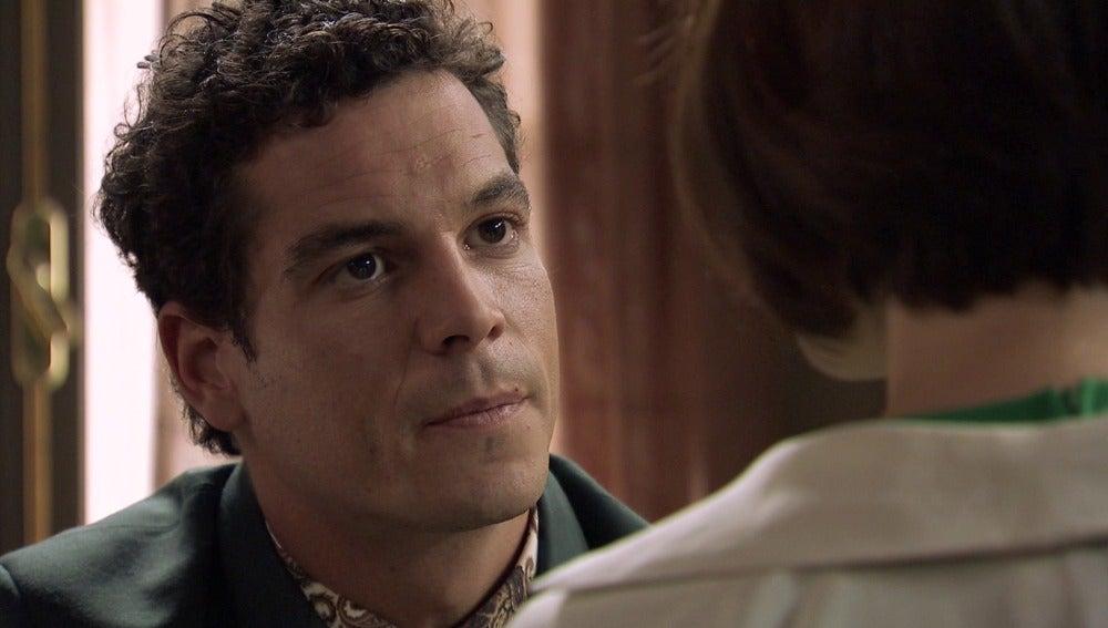 Marta pone punto y final a Rafael para siempre