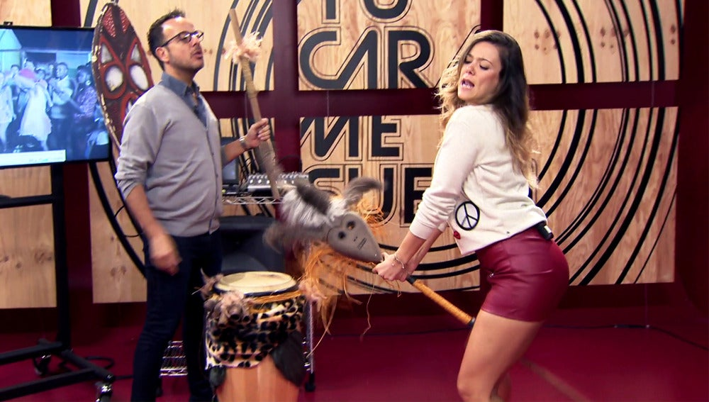 Lorena Gómez se sube a 'la bicicleta' igual que Shakira