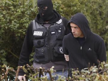 El presunto jefe de ETA, Mikel Irastorza, detenido el sábado en Ascain