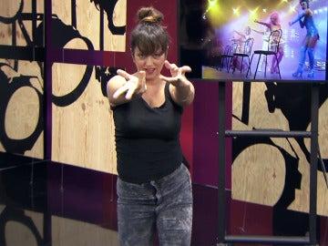 Yolanda Ramos saca sus armas de seducción como Normal Duval