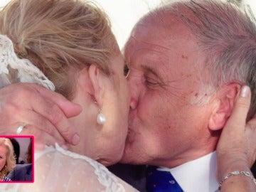 Arturo y Carmen se dan el 'sí, quiero'