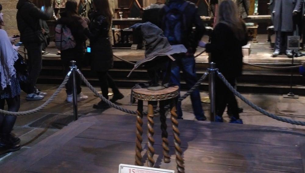 Sombrero Seleccionador de Hogwarts